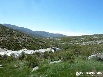 La Mira - Los Galayos (Gredos);río guadarrama rutas por el alto tajo rutas patones